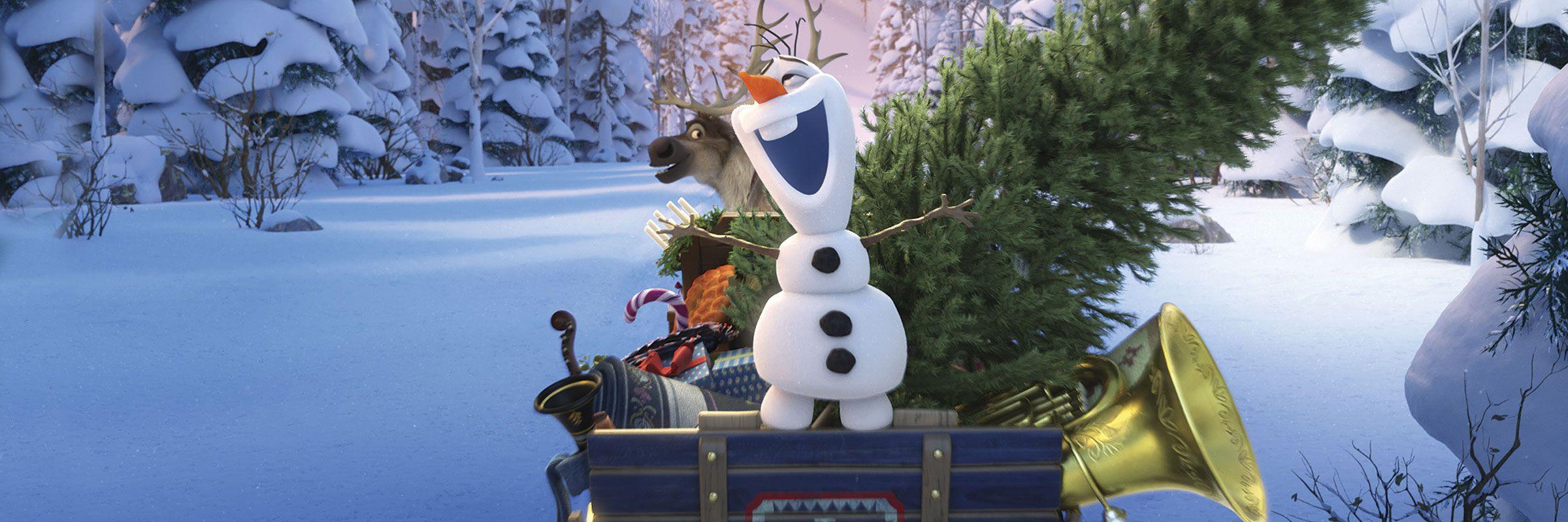 Olaf's Frozen Adventure Plus 6 Disney Tales | Full Movie | Movies
