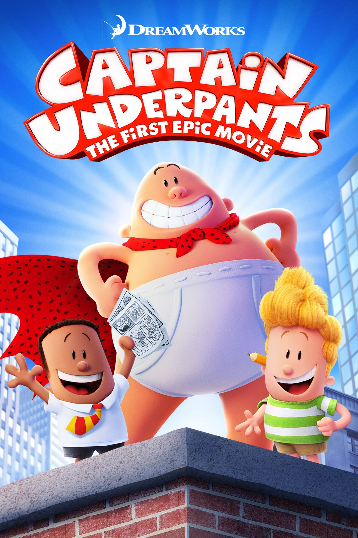 Captain Underpants The First Epic Movie Full Movie Movies Anywhere