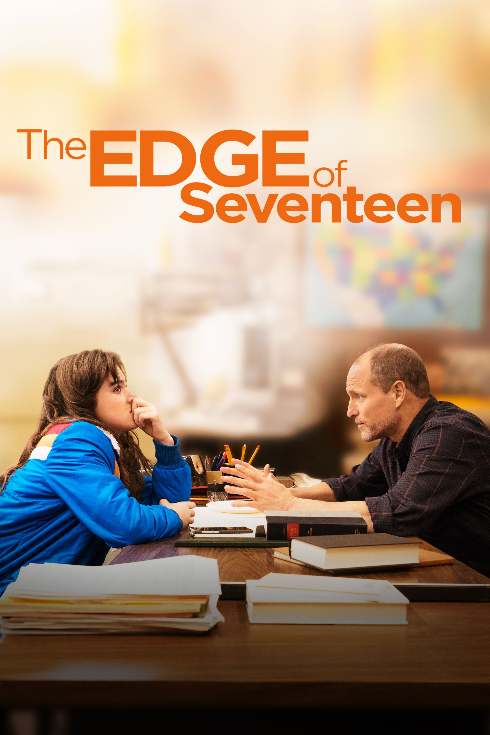at the edge of seventeen full movie free