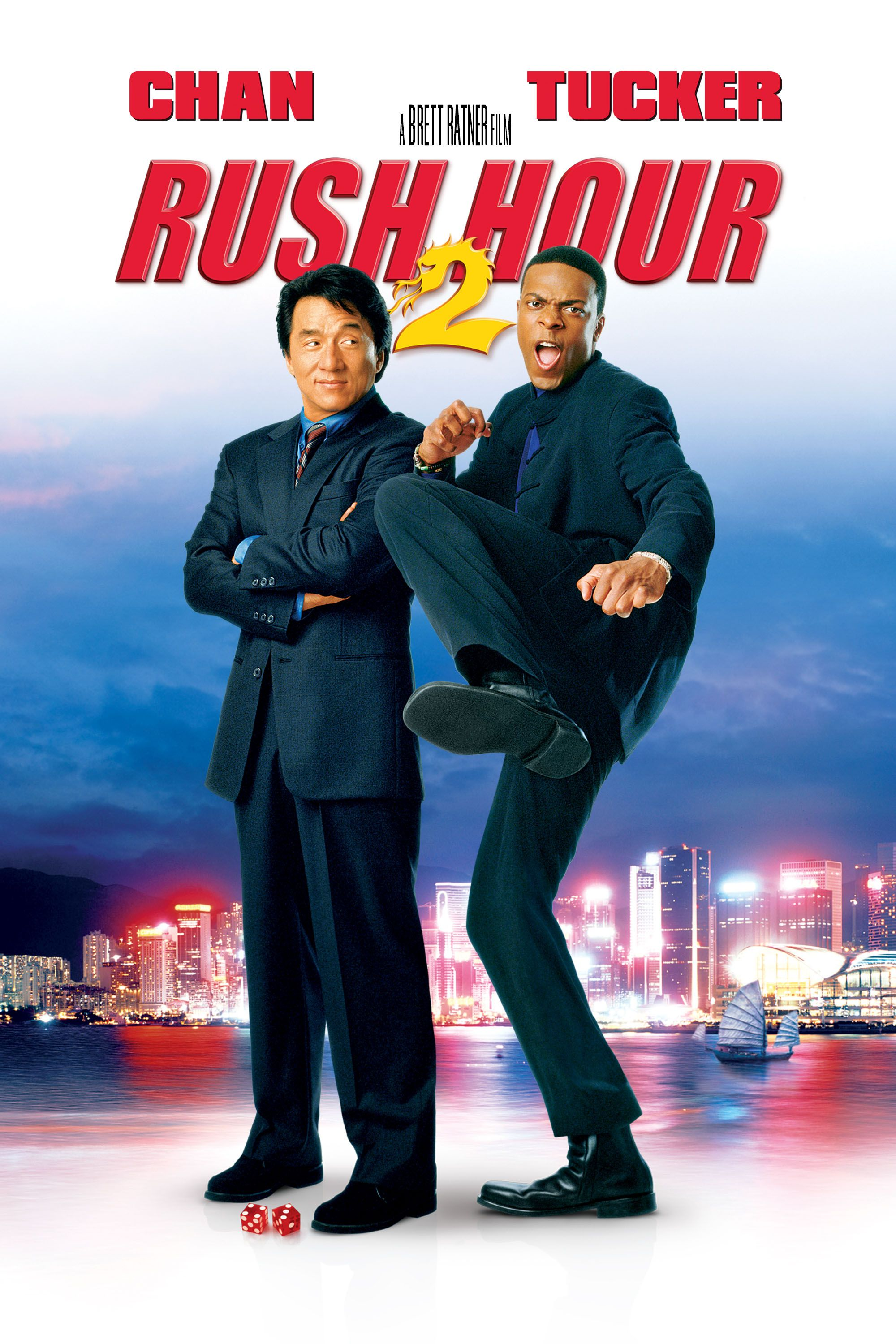 Rush Hour 3 Stream German