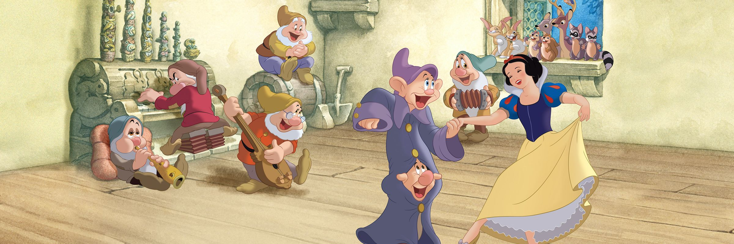 Snow White and The Seven Dwarfs | Full Movie | Movies Anywhere