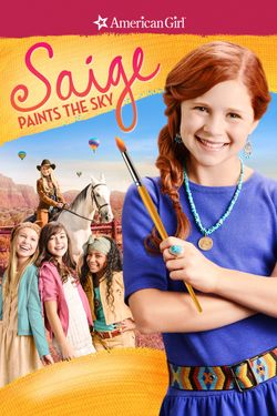 American Girl: Saige Paints the Sky