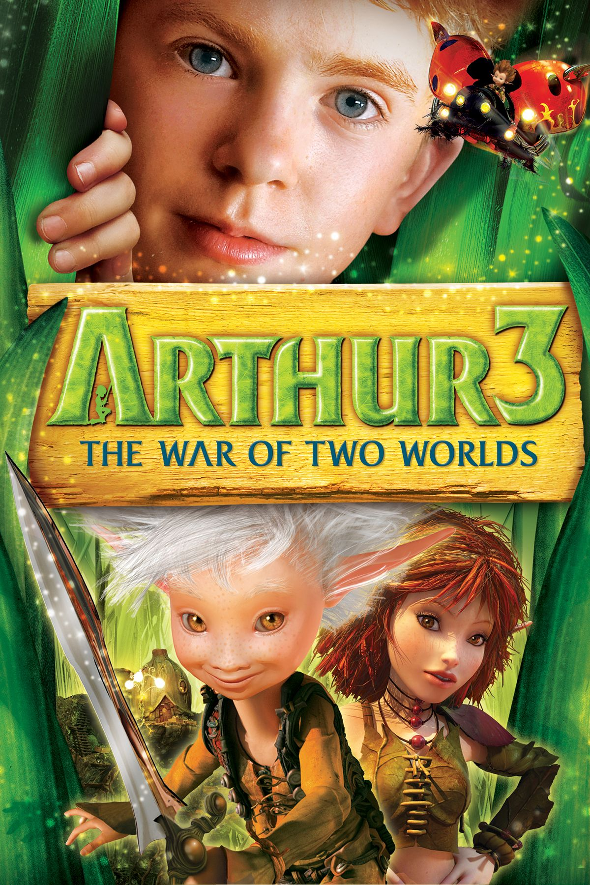 Arthur And The Invisibles 3 War Of Two Worlds Full Movie Movies Anywhere