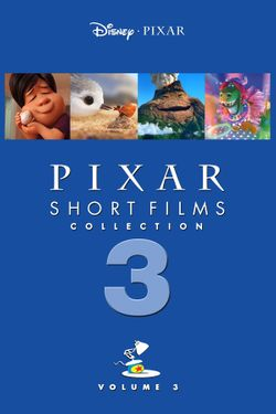 Pixar Short Films Collection, Vol. 3