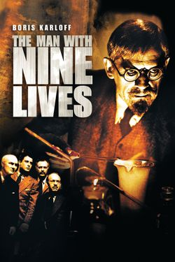 The Man With Nine Lives