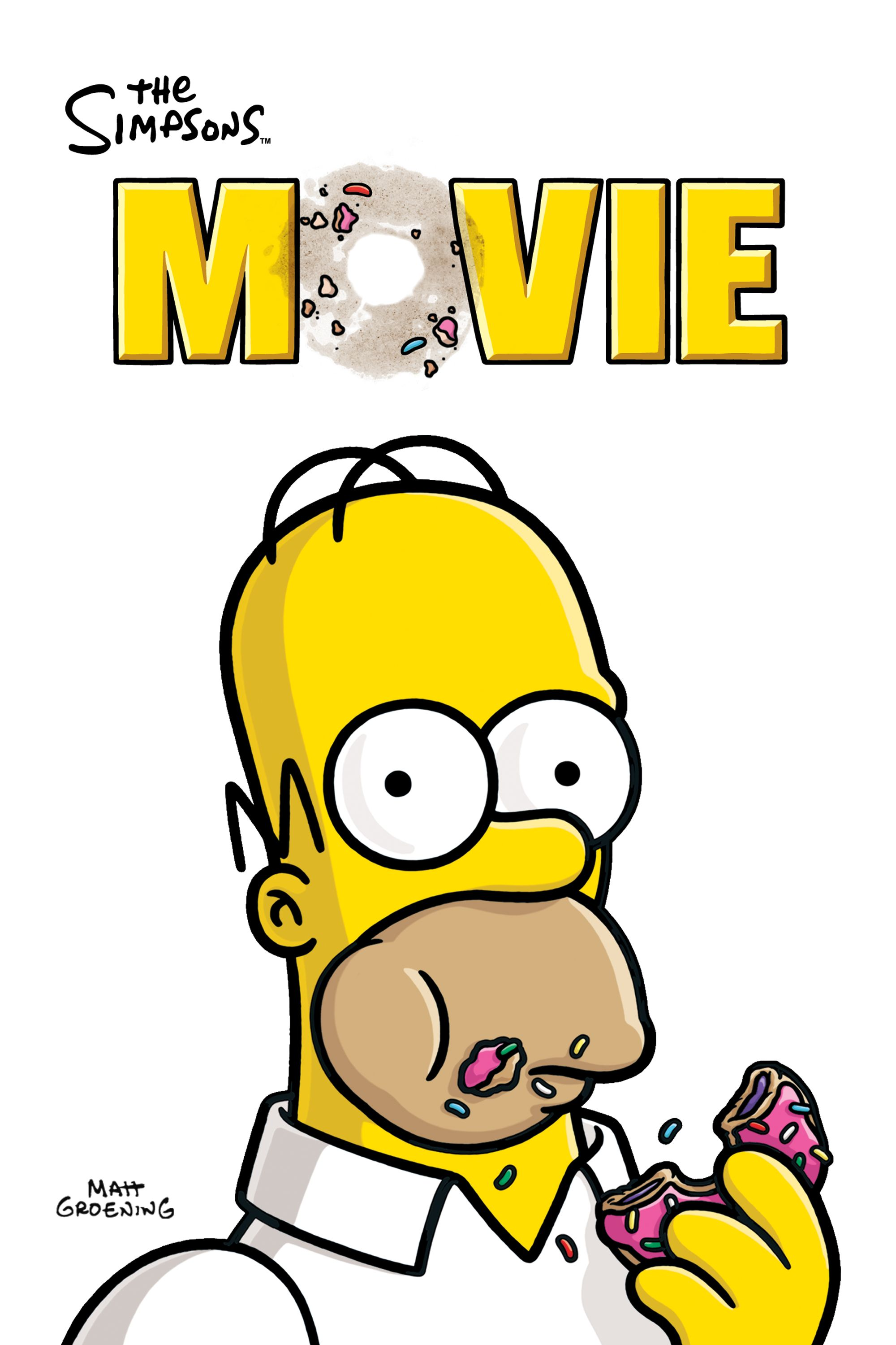 The Simpsons Movie Full Movie Movies Anywhere