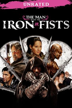 The Man with the Iron Fists - Unrated Extended Edition