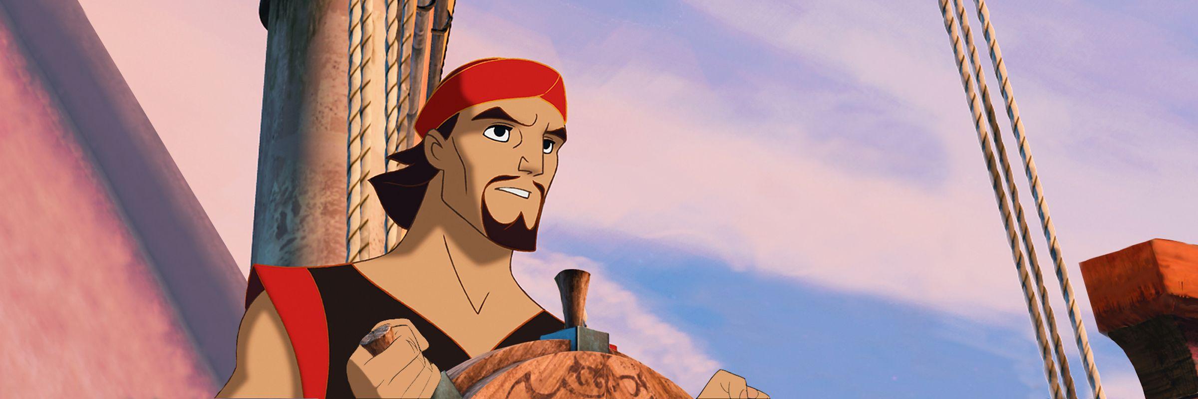 Sinbad: Legend of the Seven Seas | Full Movie | Movies Anywhere