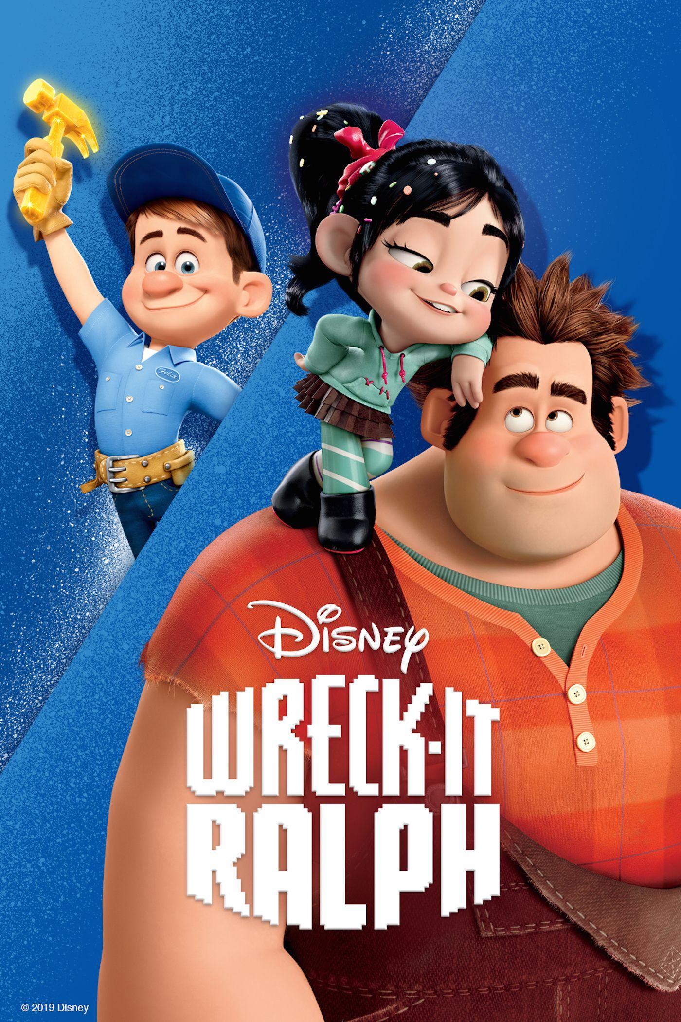 Wreck It Ralph Full Movie Movies Anywhere