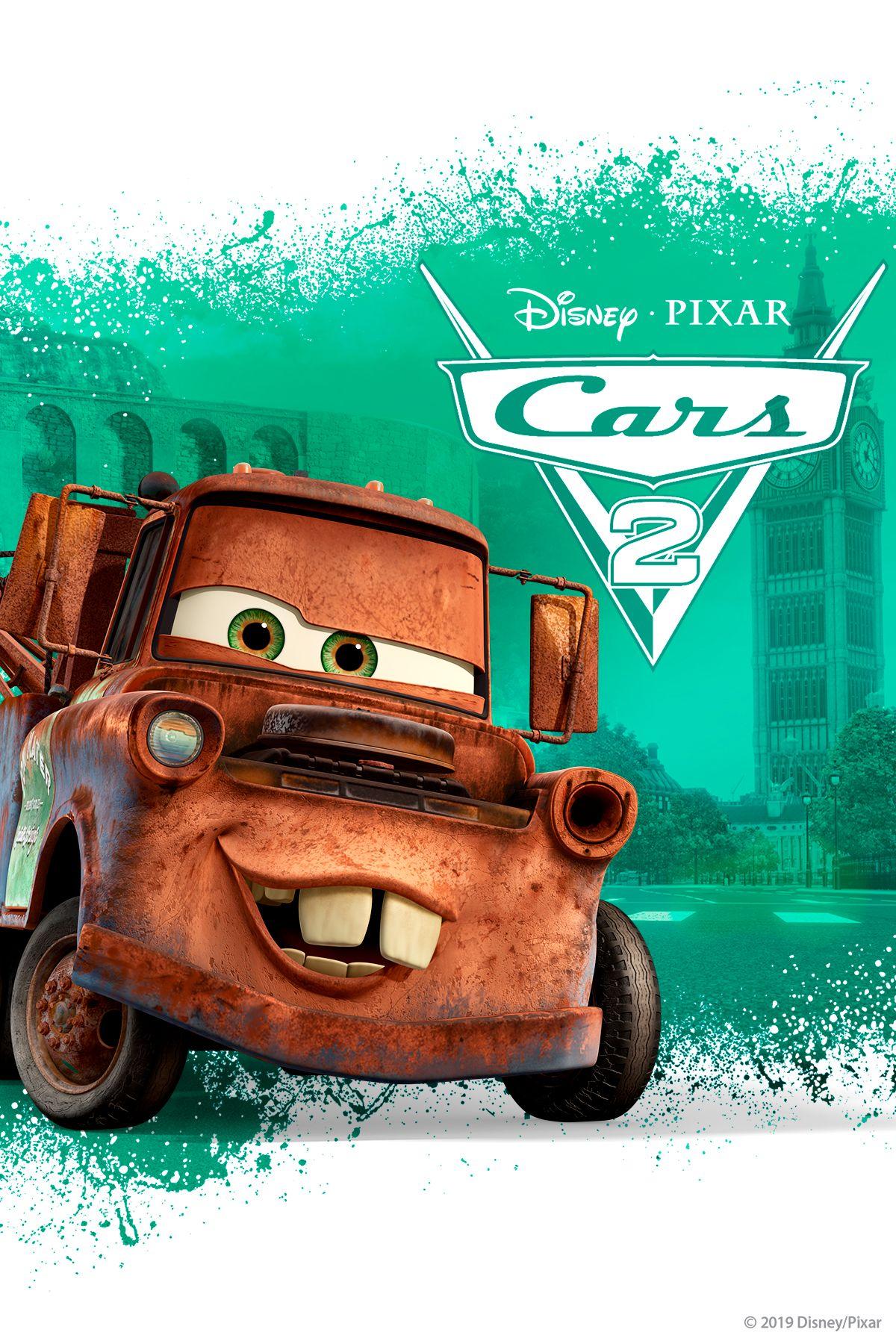 Cars 2 Full Movie Movies Anywhere