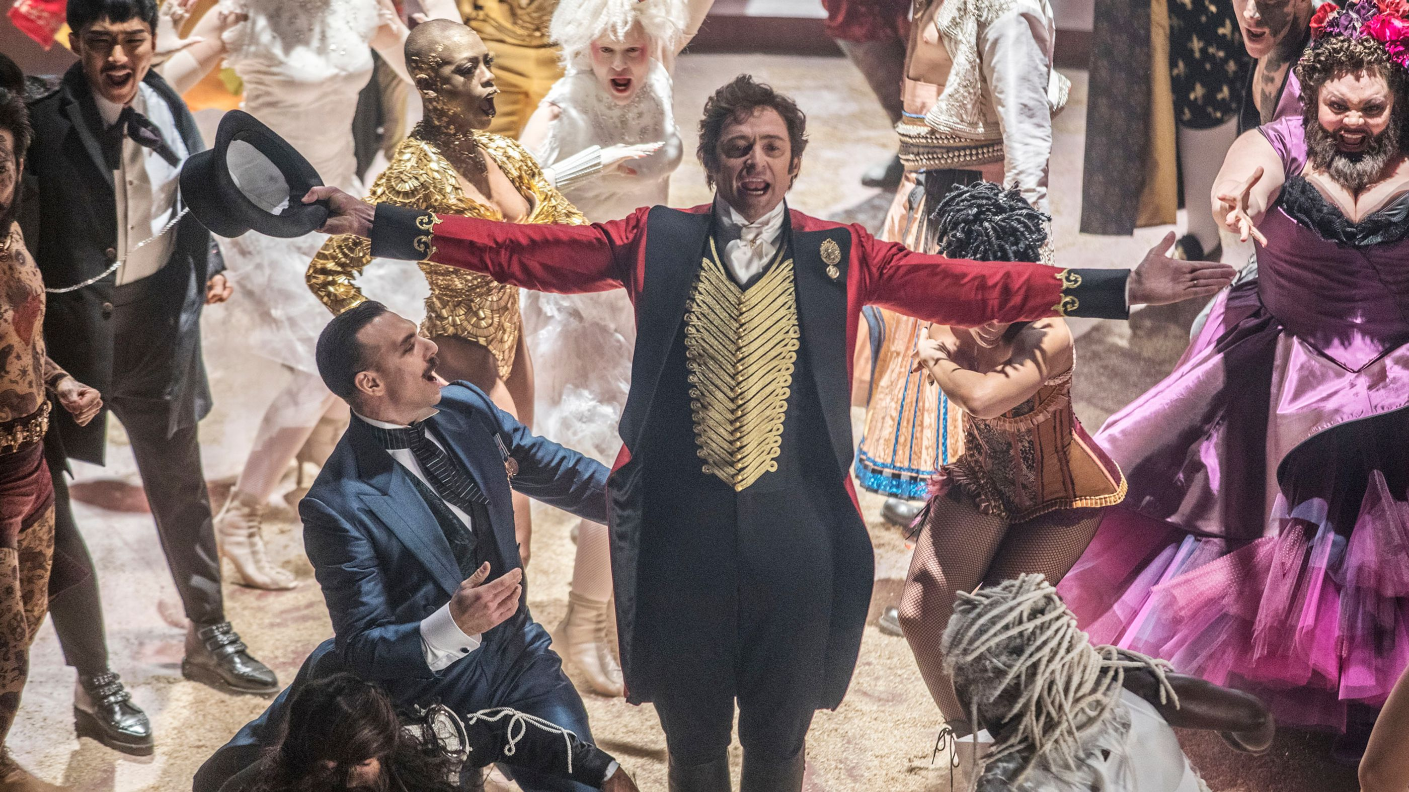 download the greatest showman movie 720p