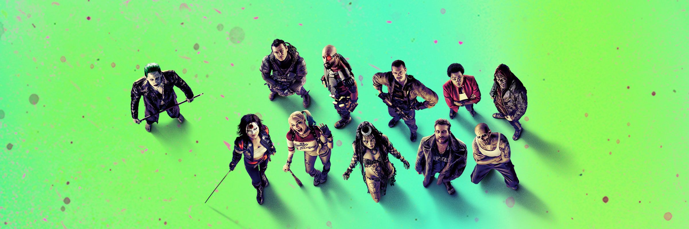 Suicide Squad: Extended Cut Trailer