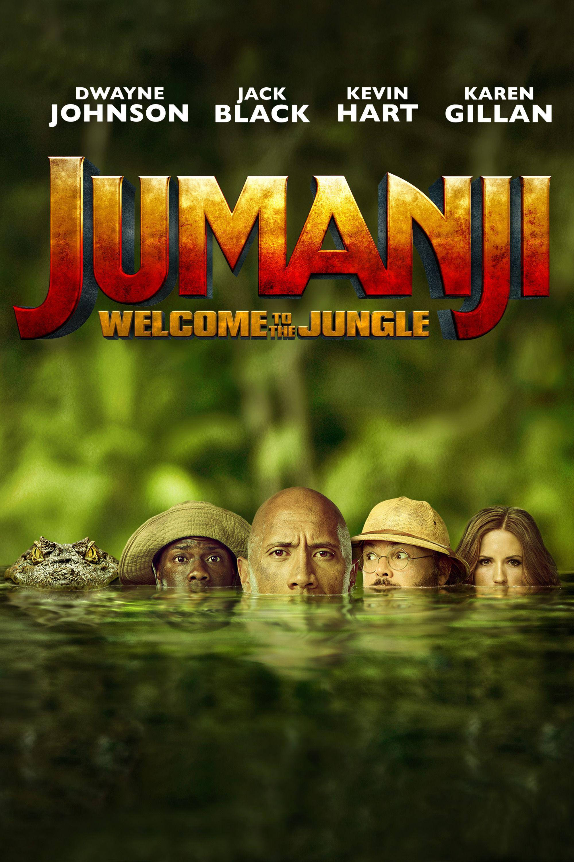 Jumanji: Welcome To The Jungle   Full Movie   Movies Anywhere