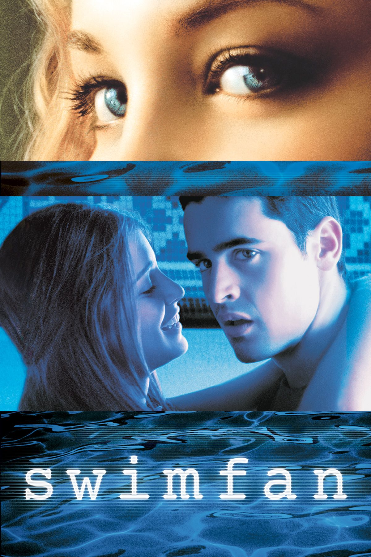 Bernadette Penotti swimfan | full movie | movies anywhere