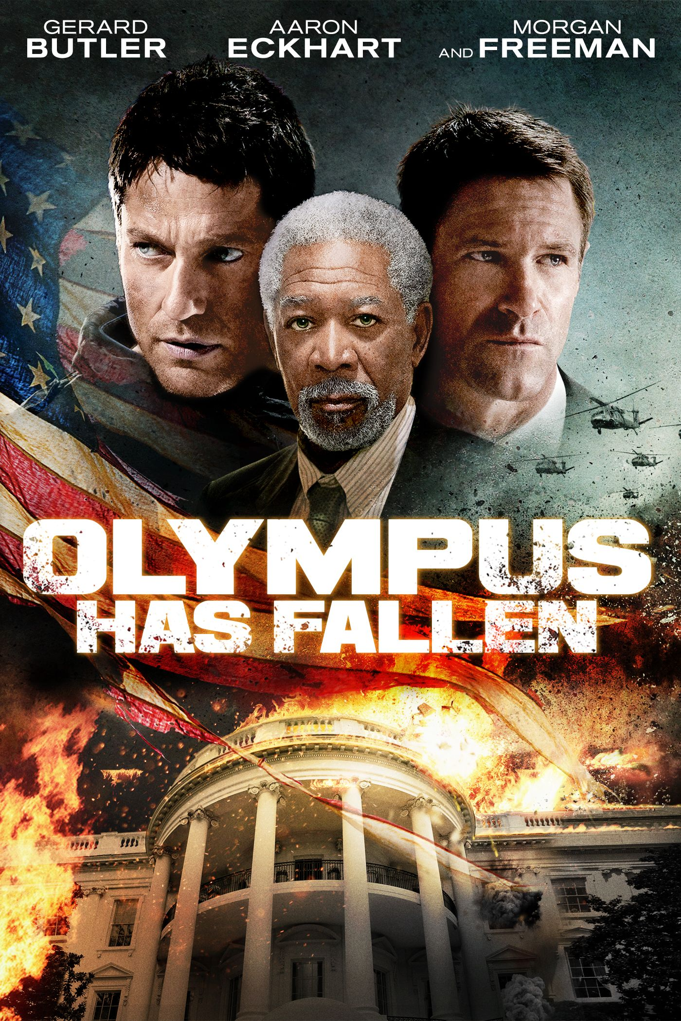 olympus has fallen full movie free
