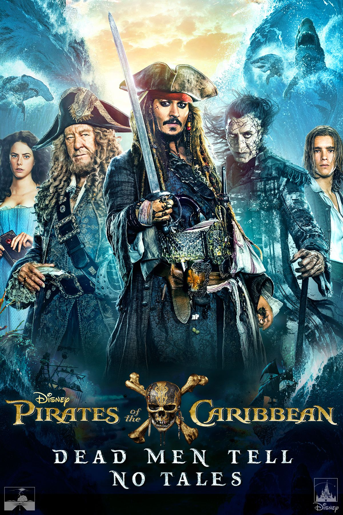 pirates of the caribbean full movie free
