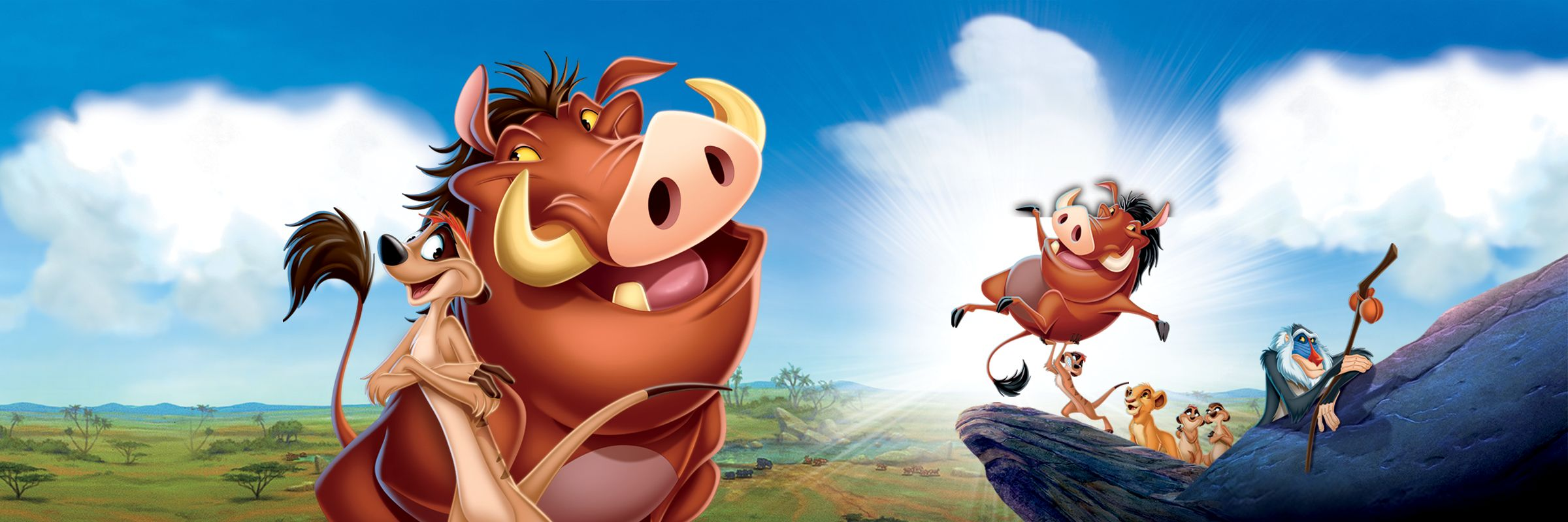 The Lion King 1 1/2   Full Movie   Movies Anywhere