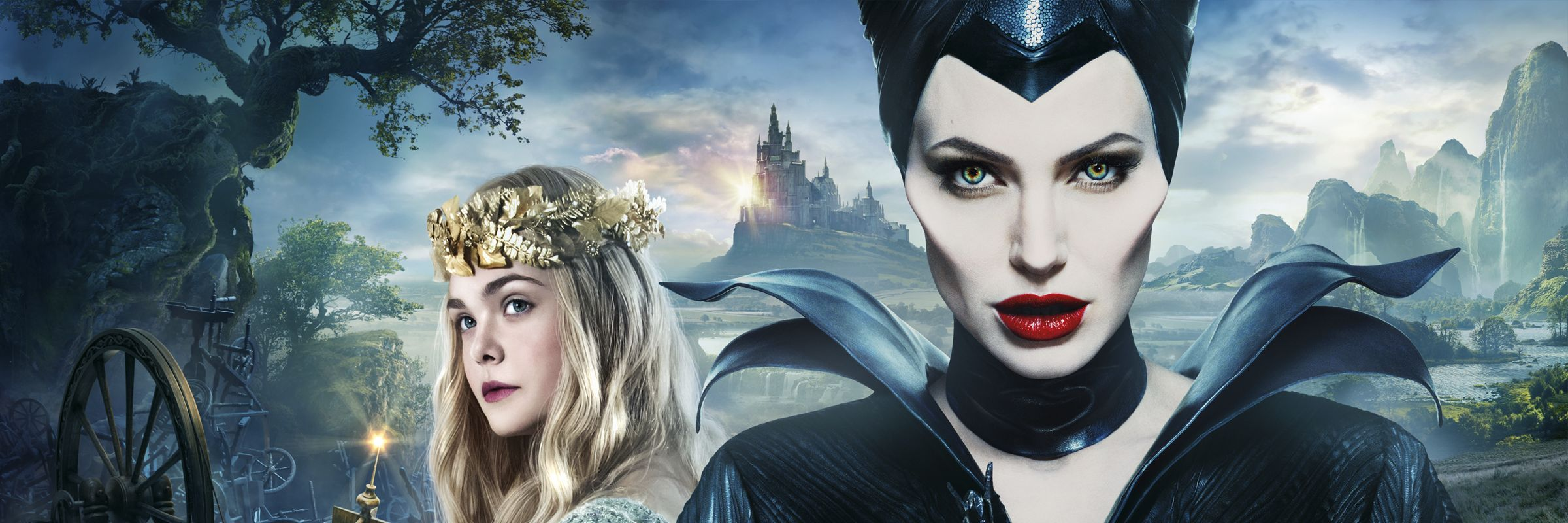 Maleficent Trailer