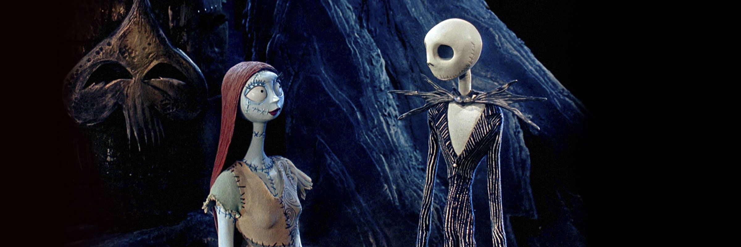 Tim Burton Nightmare Before Christmas Artwork.Tim Burton S The Nightmare Before Christmas Trailer