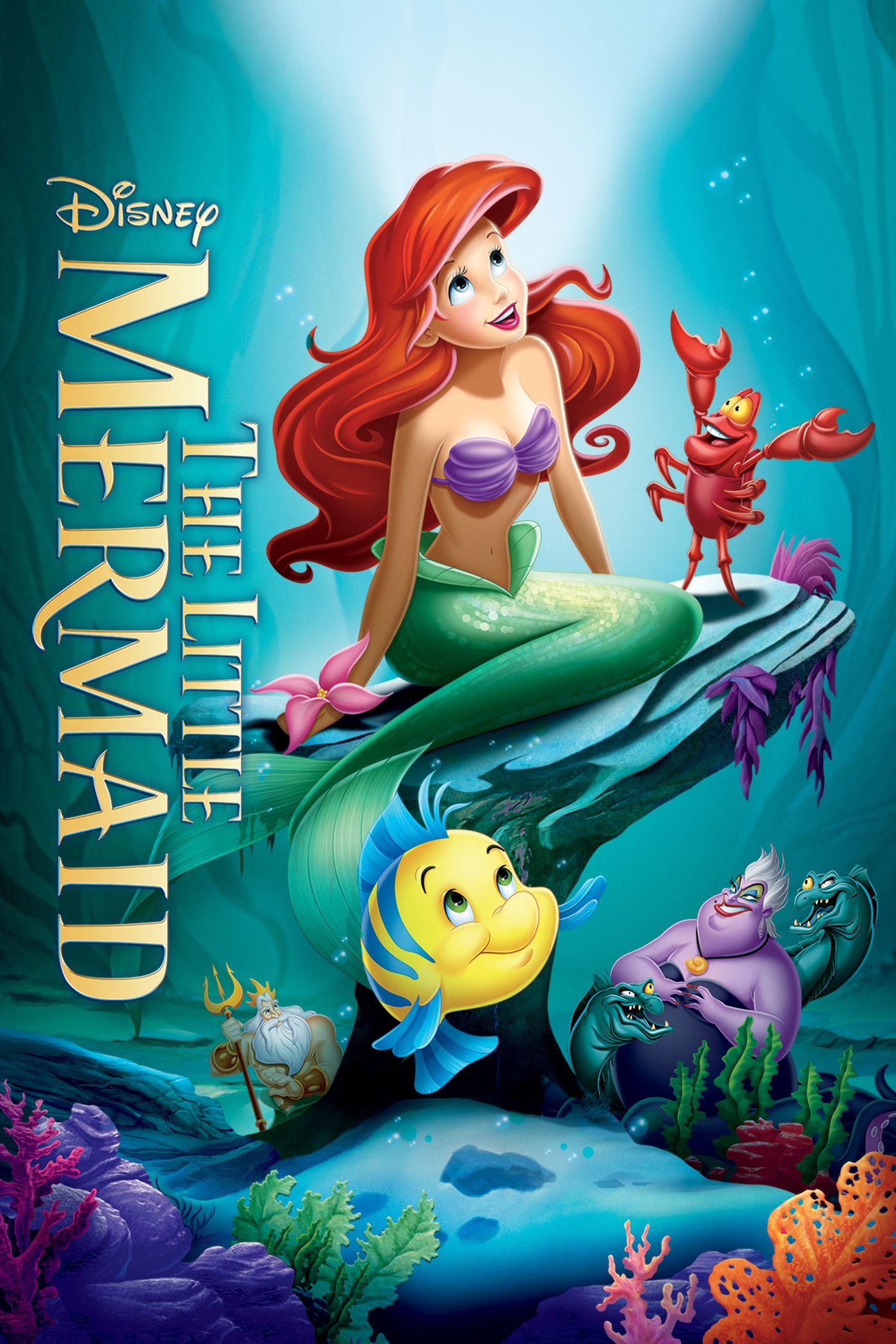 the little mermaid 1 full movie free