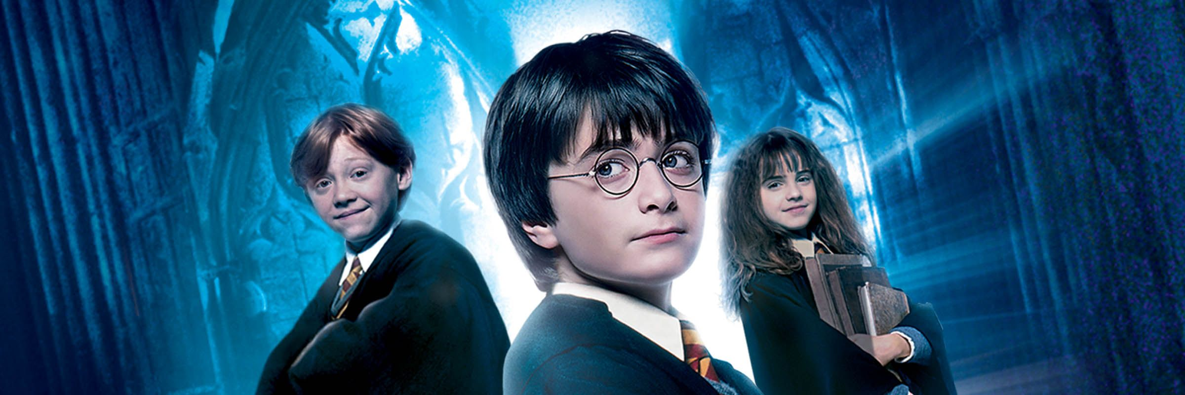 Harry Potter And The Sorcerer S Stone Trailer