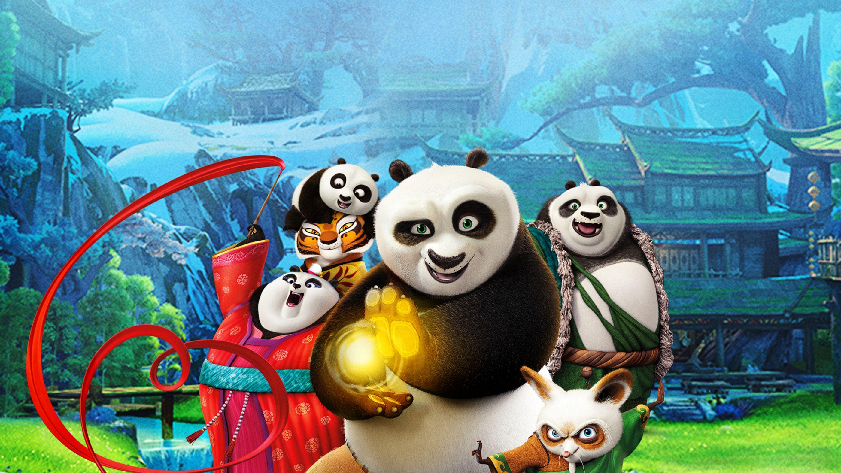 Kung Fu Panda 3 Full Movie Movies Anywhere