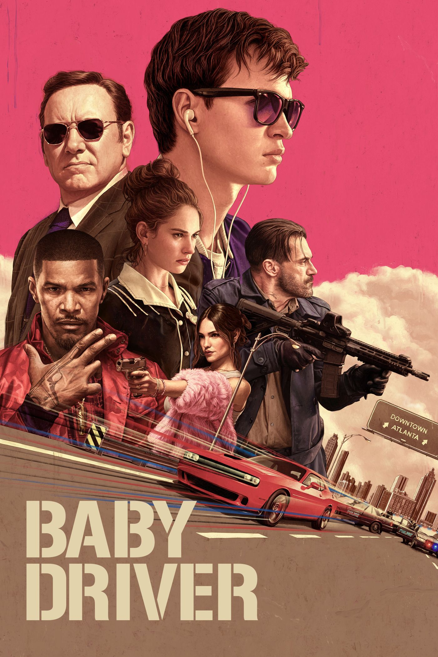 Baby Driver | Full Movie | Movies Anywhere