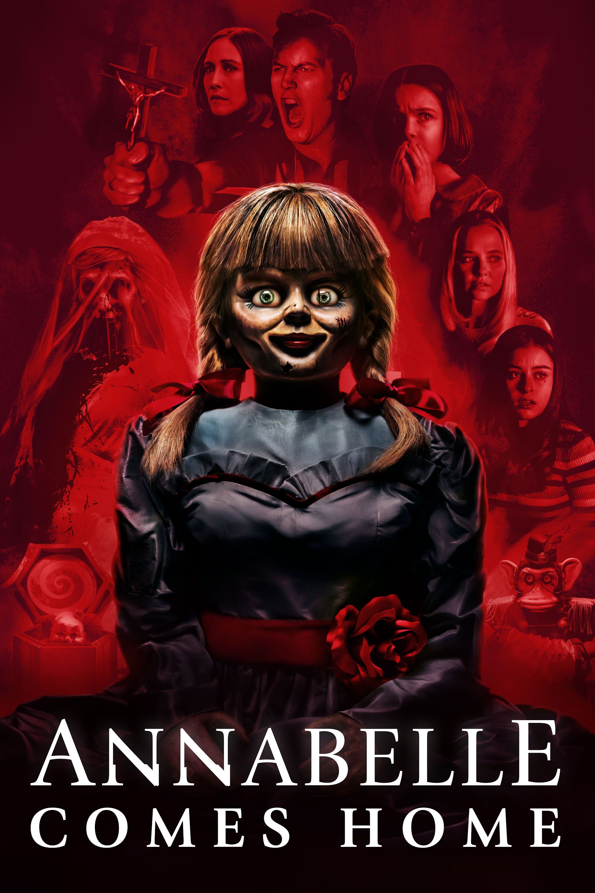 Annabelle Comes Home Full Movie Movies Anywhere