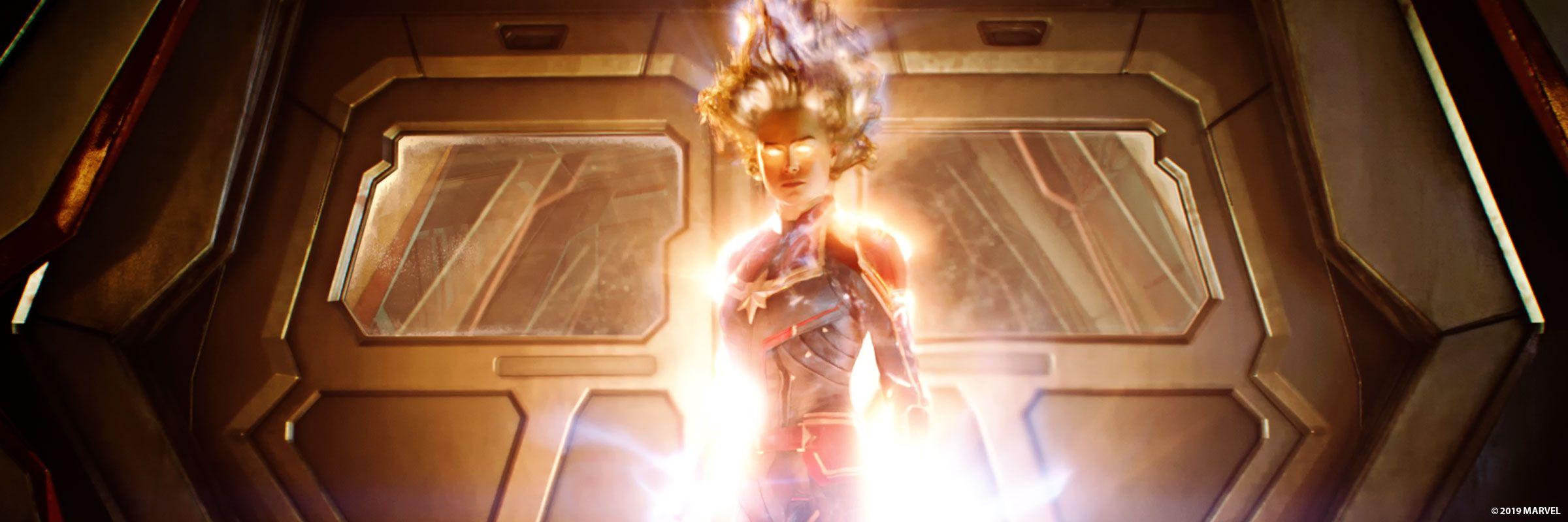 marvel studios' captain marvel trailer 2