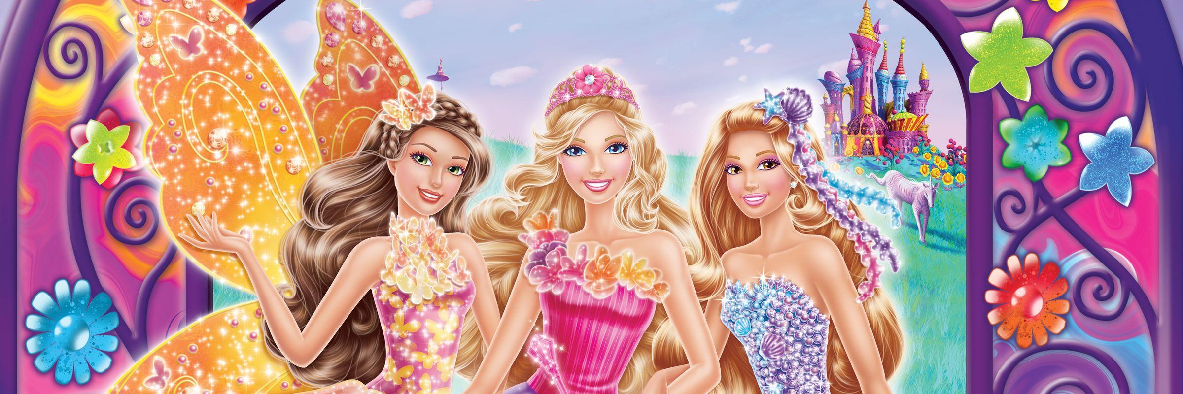 barbie and the secret door movie online free