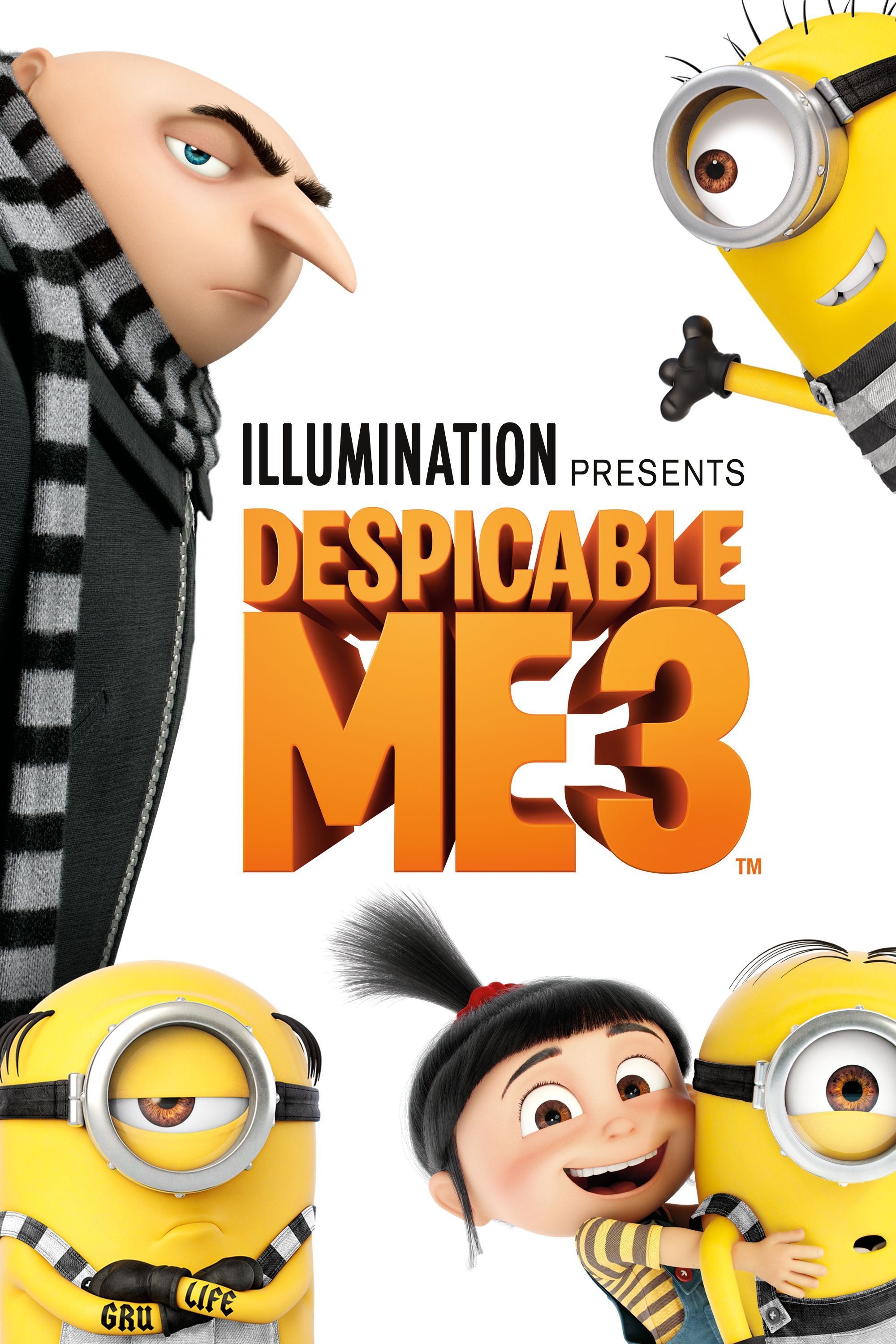 Despicable Me 3 Full Movie Movies Anywhere