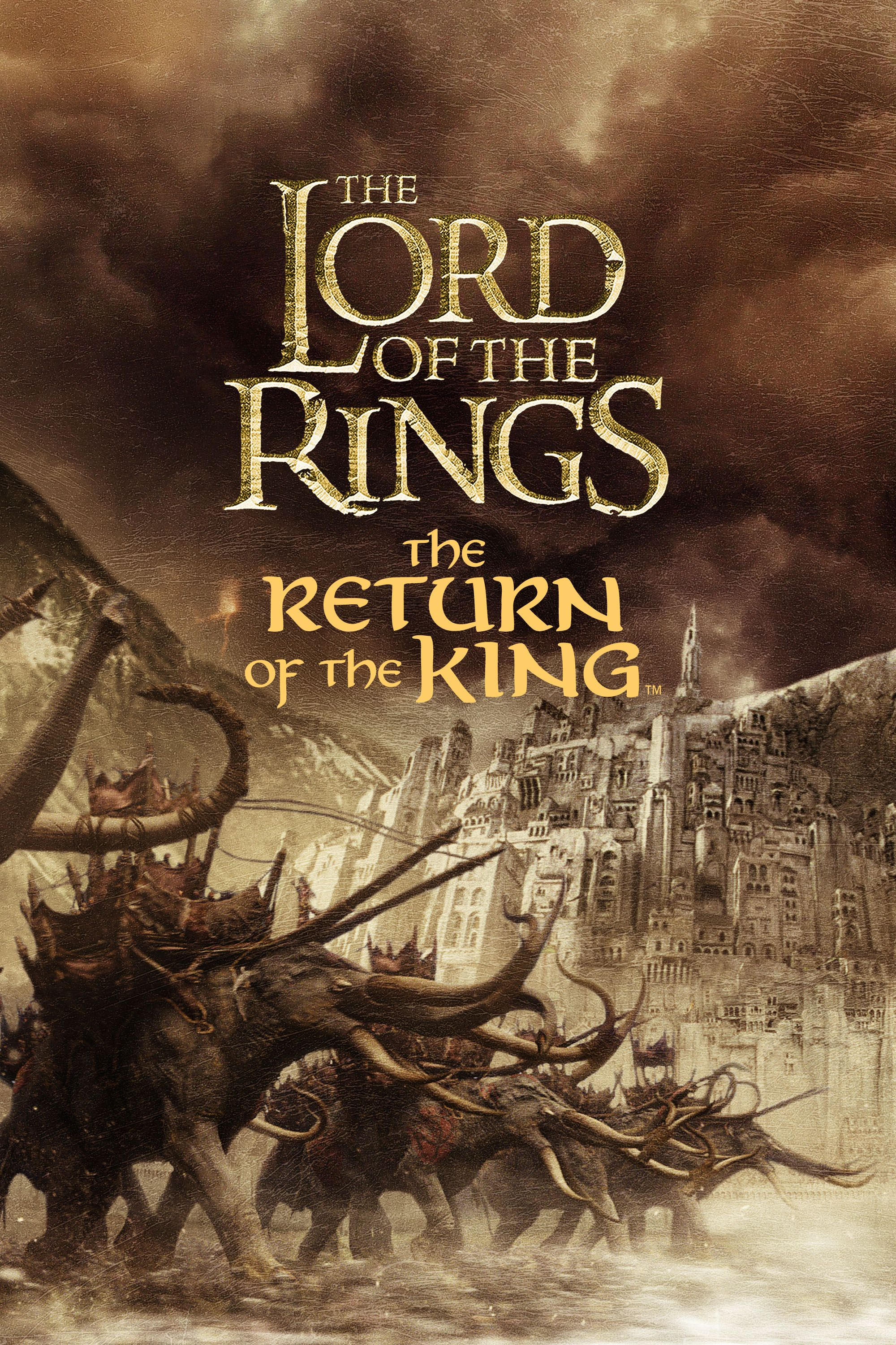 The Lord Of The Rings: The Return Of The King | Full Movie | Movies Anywhere