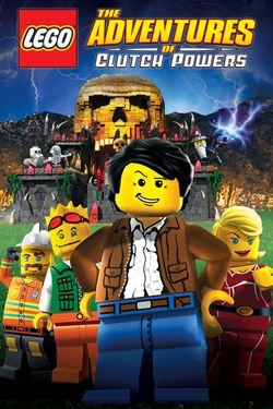 LEGO: The Adventures of Clutch Powers