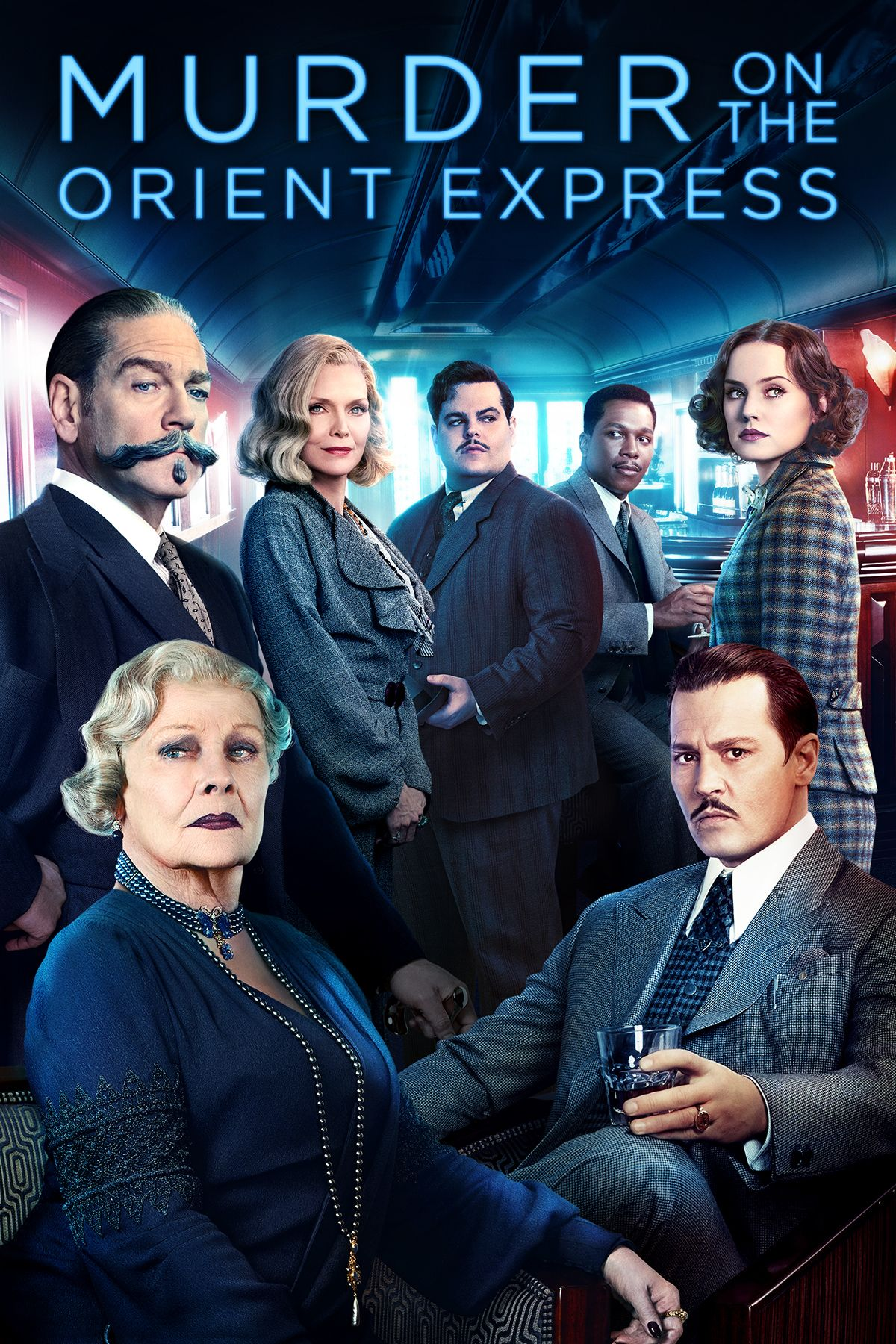 Murder on The Orient Express | Full Movie | Movies Anywhere