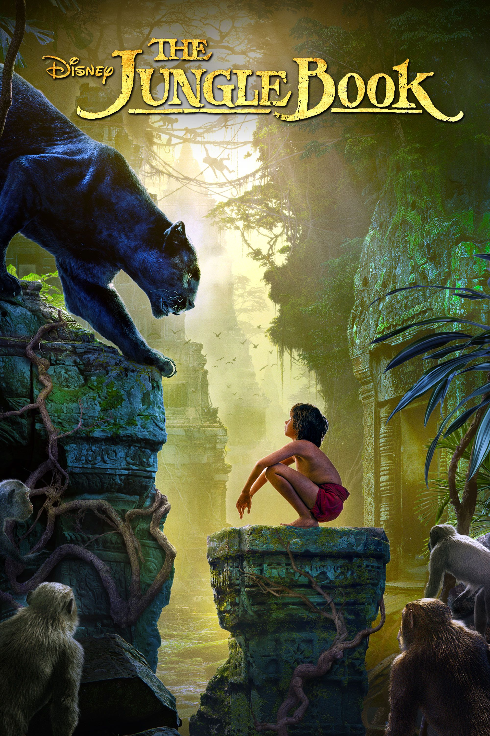 The Jungle Book Full Movie Movies Anywhere