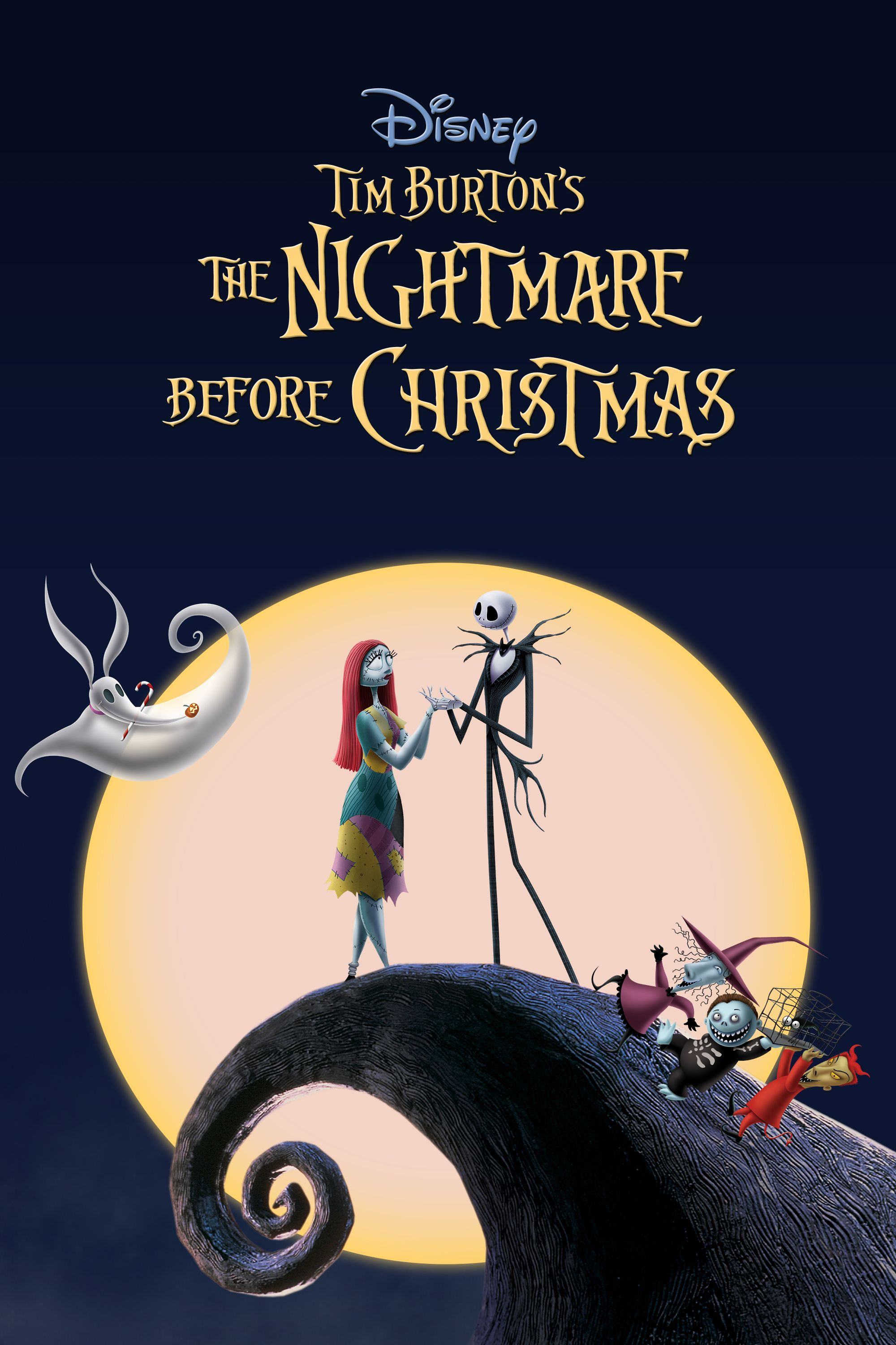 Tim Burton Christmas Carol.Tim Burton S The Nightmare Before Christmas Full Movie