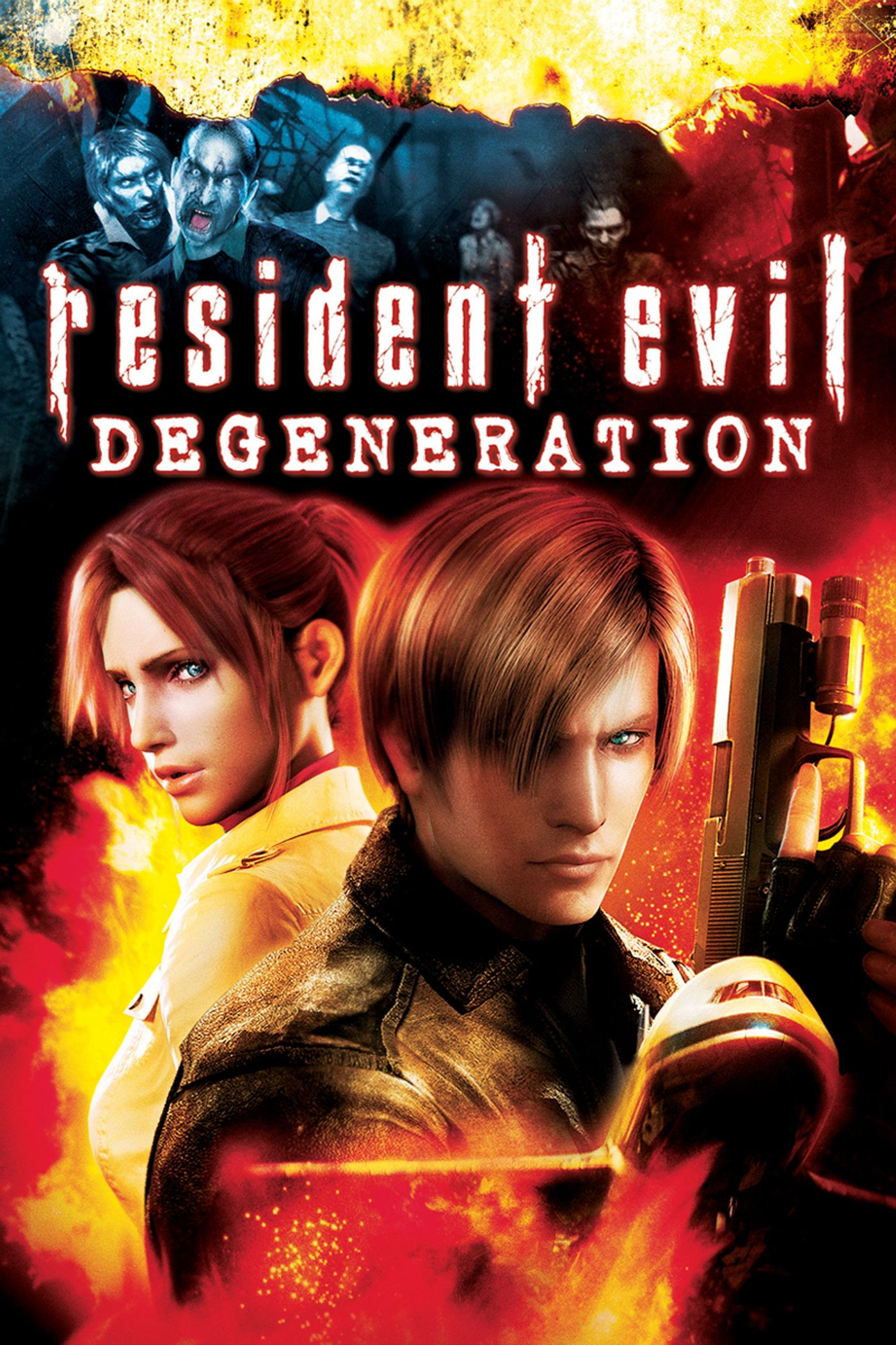 Resident Evil Degeneration Full Movie Movies Anywhere