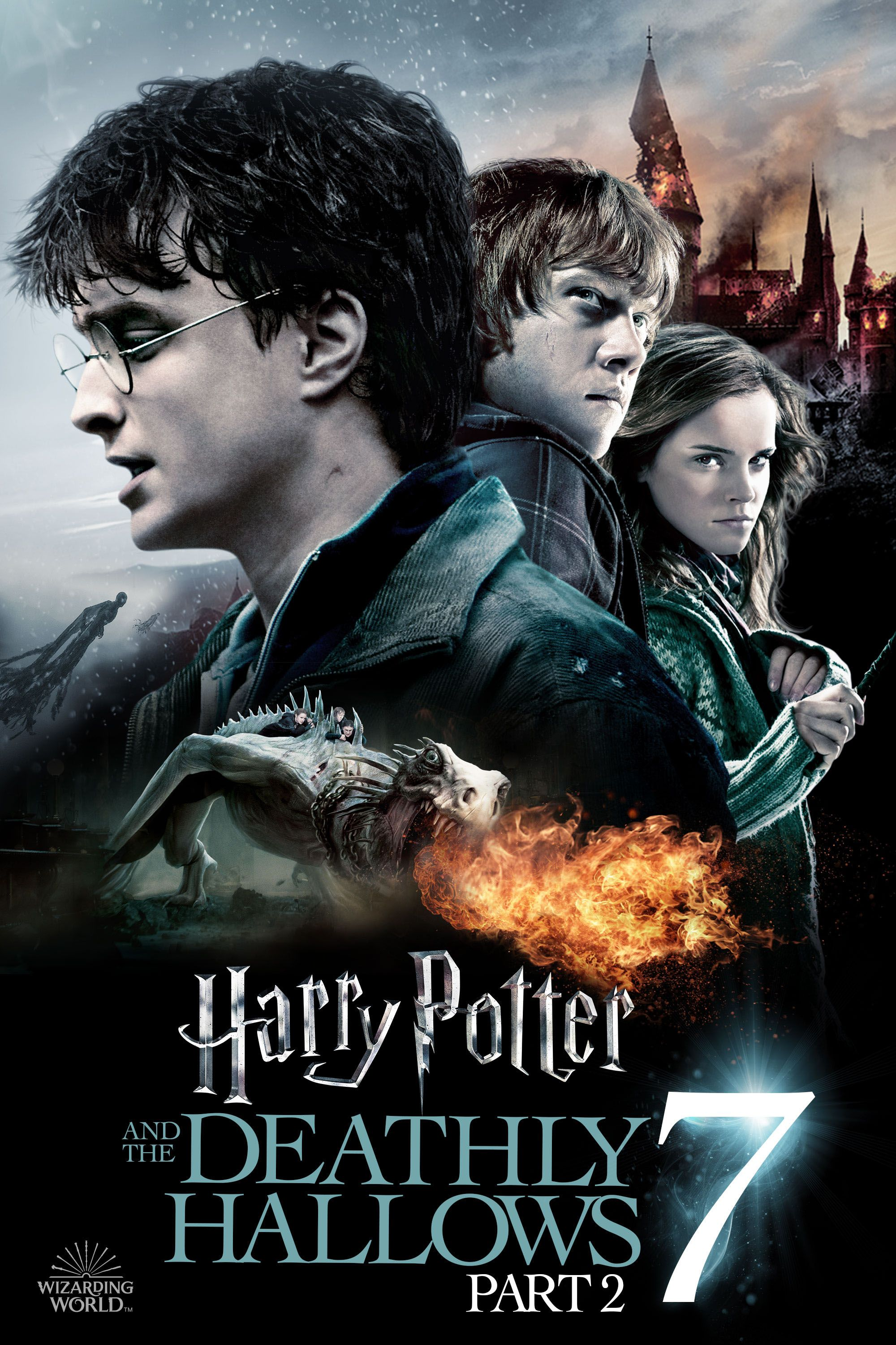 Harry Potter And The Deathly Hallows Part 2 Full Movie Movies Anywhere