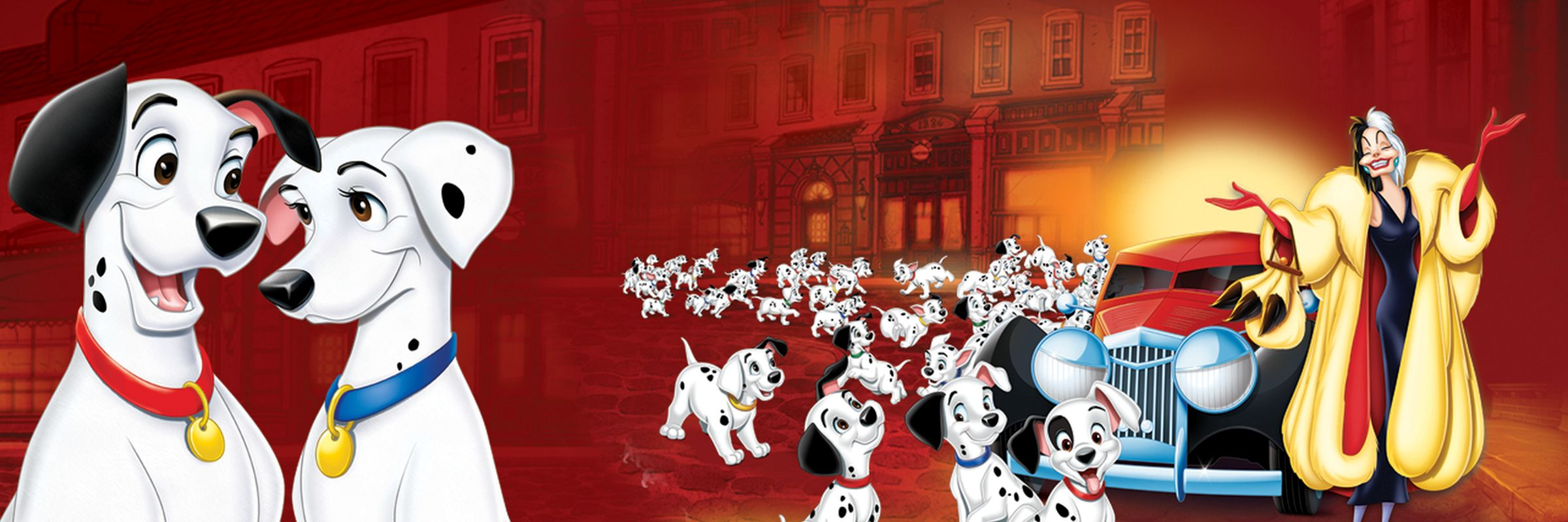101 Dalmatians | Full Movie | Movies Anywhere