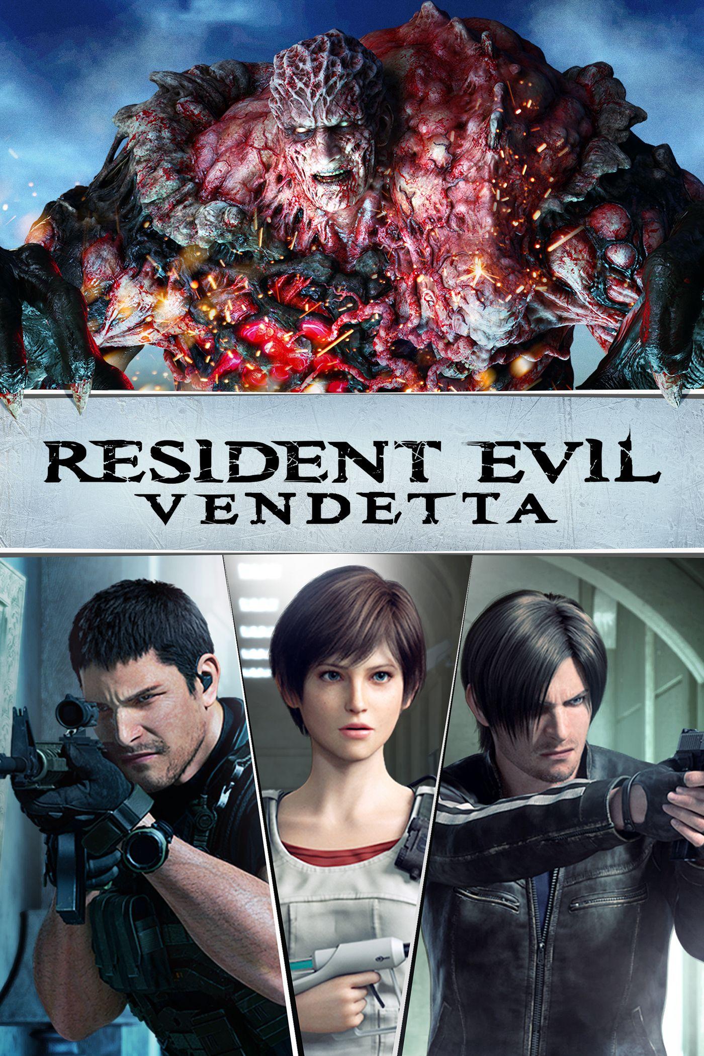 Resident Evil Vendetta Full Movie Movies Anywhere
