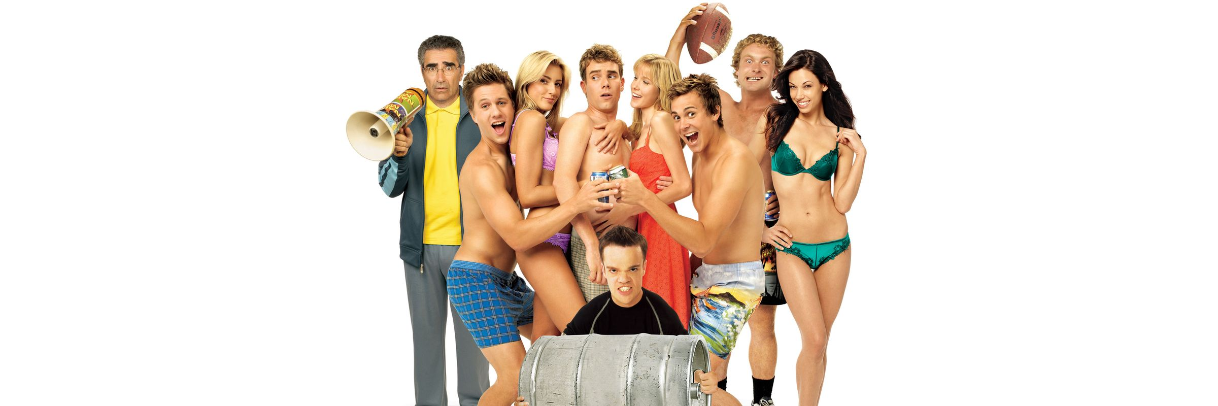 American Pie Naked Mile Hot american pie presents: the naked mile (unrated) | full movie