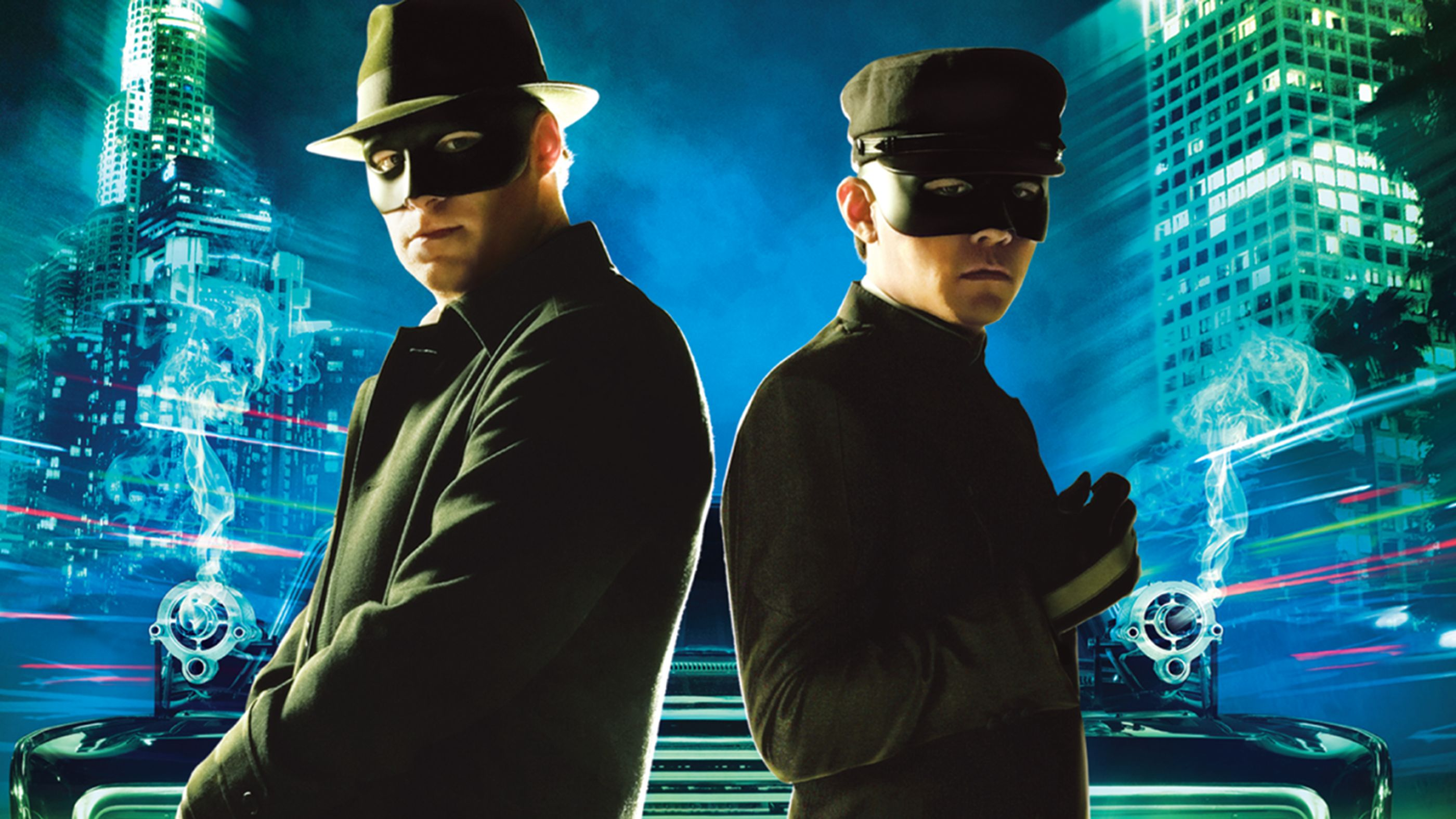 The Green Hornet | Full Movie | Movies Anywhere