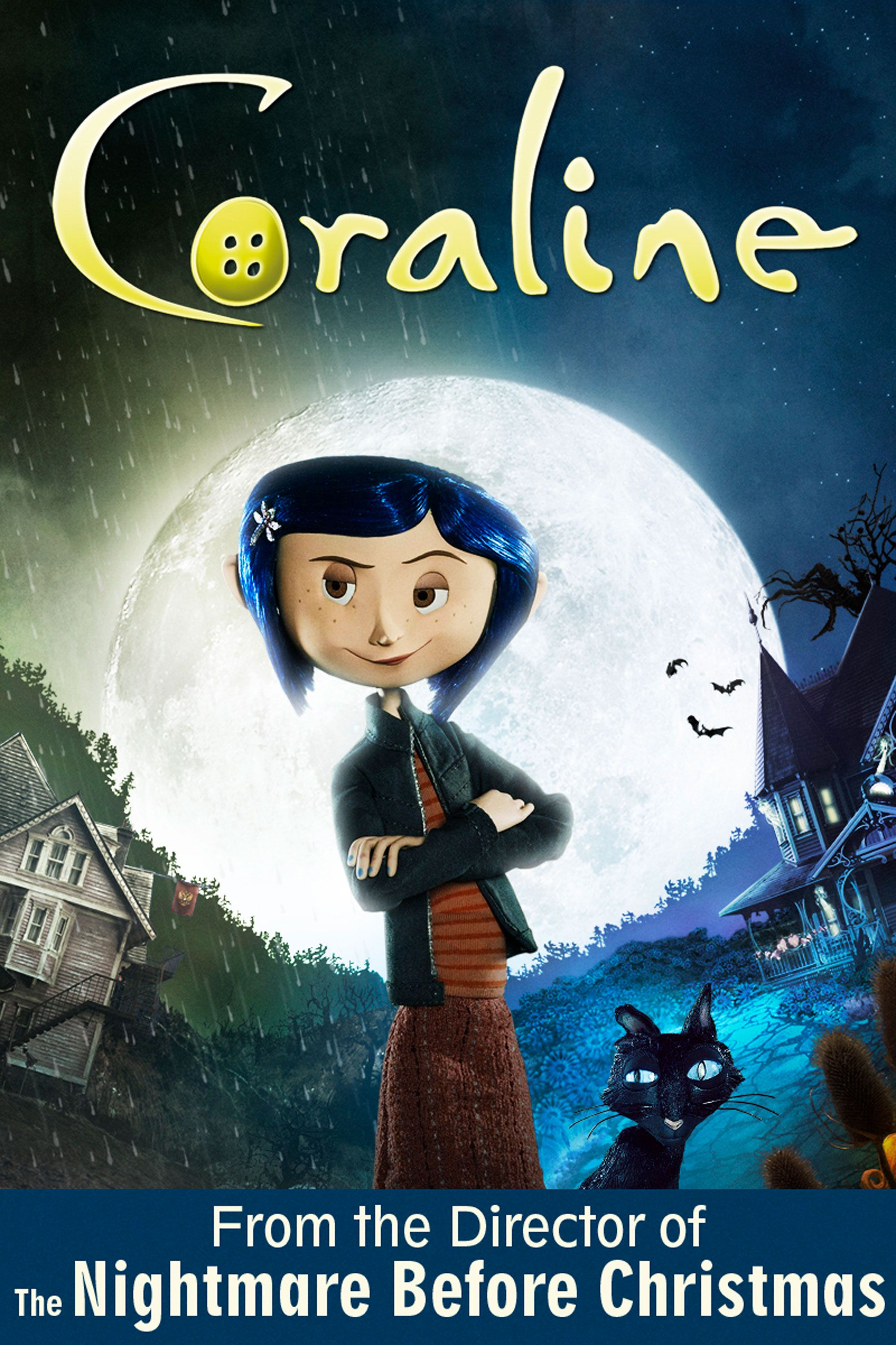 Coraline Full Movie Movies Anywhere