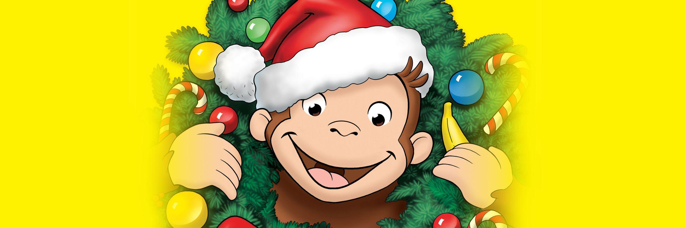Curious George Christmas.Curious George A Very Monkey Christmas Full Movie