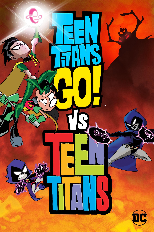 Teen Titans Go Vs Teen Titans Watch