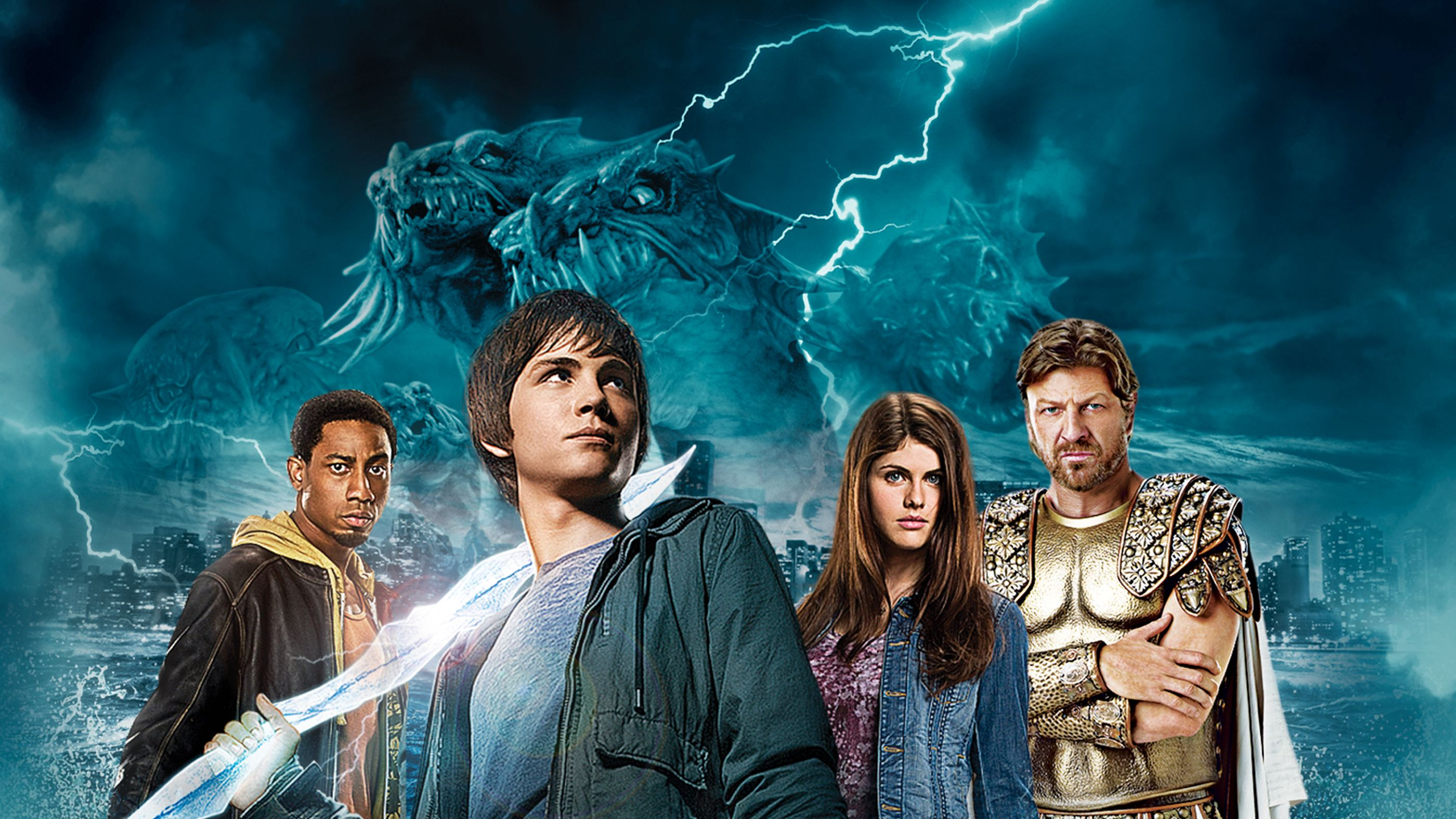 Percy Jackson The Olympians The Lightning Thief Full Movie