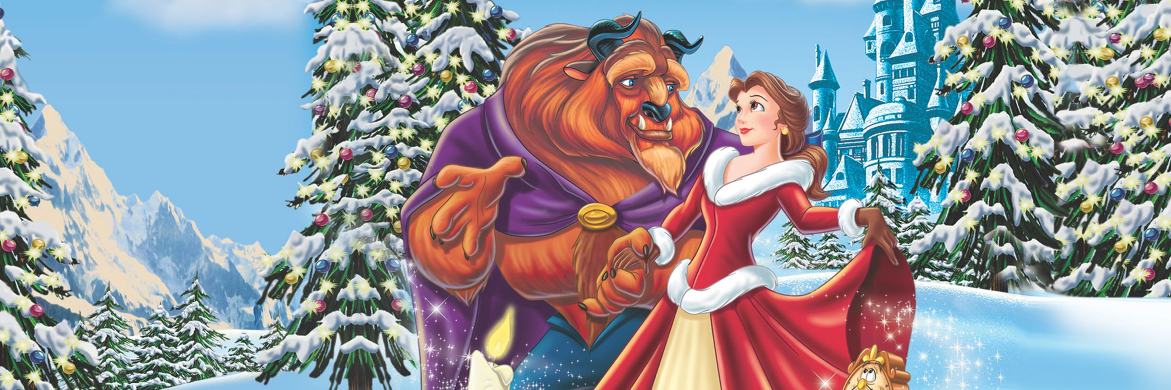 Beauty And The Beast Christmas.Beauty And The Beast The Enchanted Christmas Full Movie