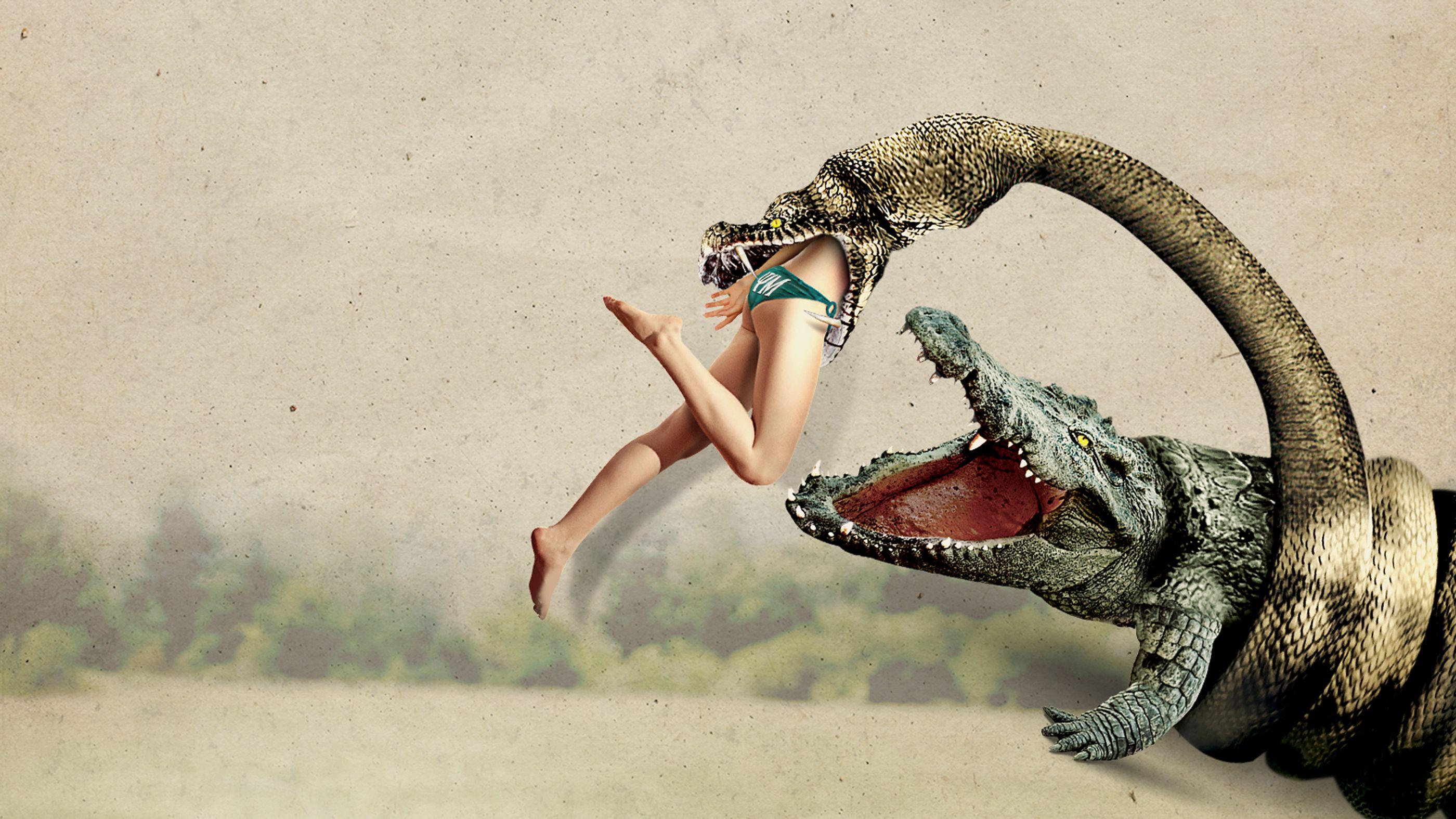 Anaconda Vs Lake Placid Full Movie lake placid vs. anaconda trailer