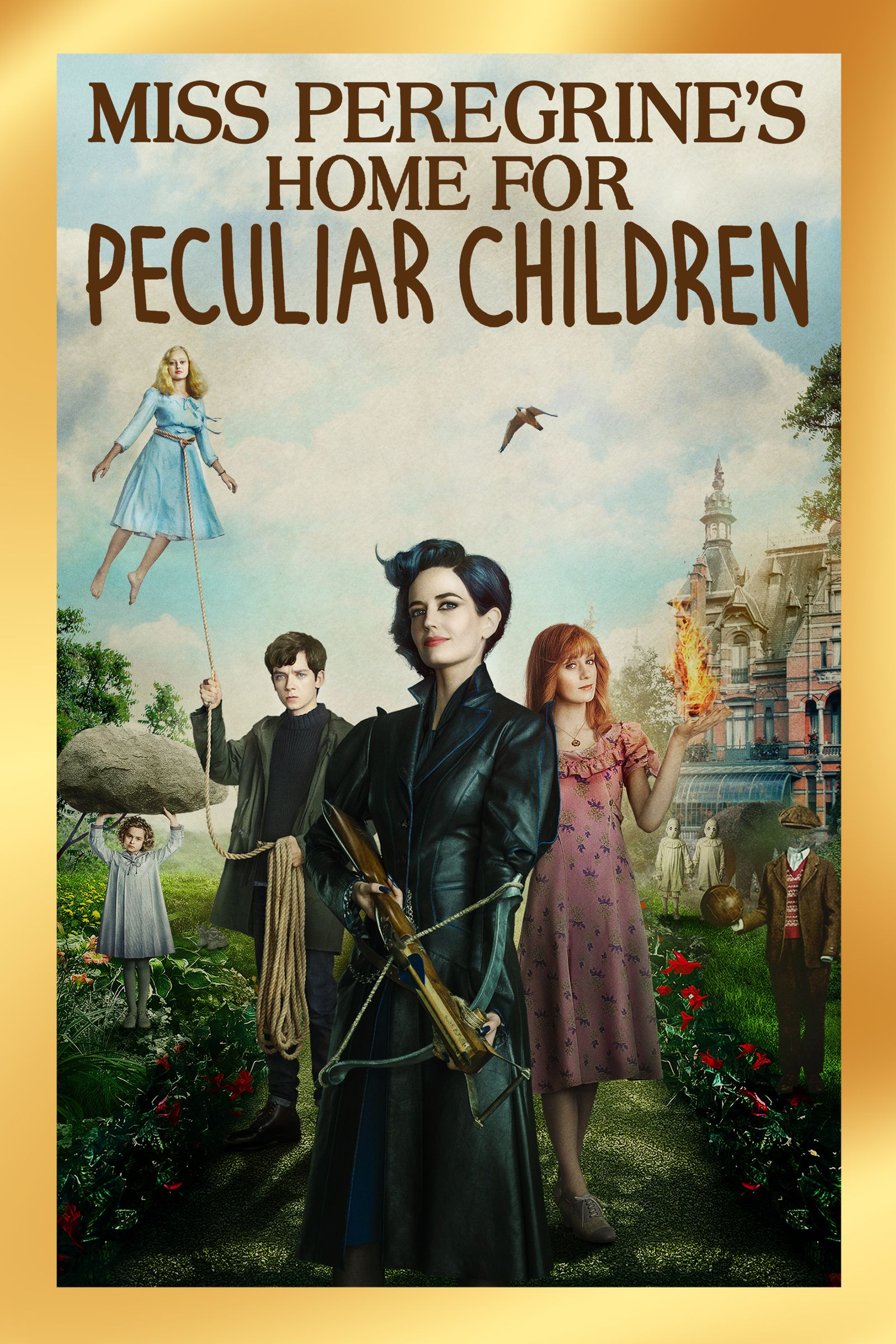 Miss Peregrine S Home For Peculiar Children Full Movie Movies Anywhere