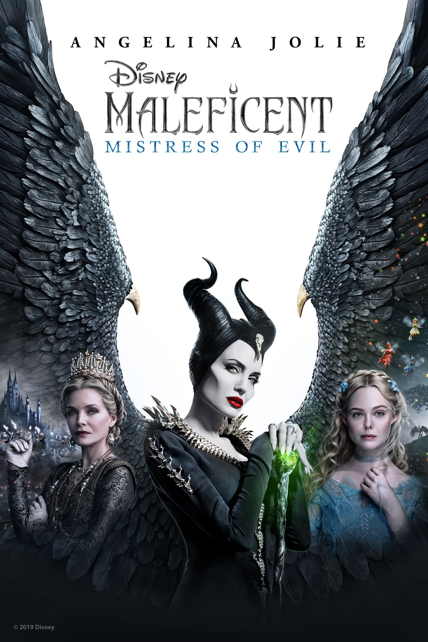 Maleficent Mistress Of Evil Full Movie Movies Anywhere